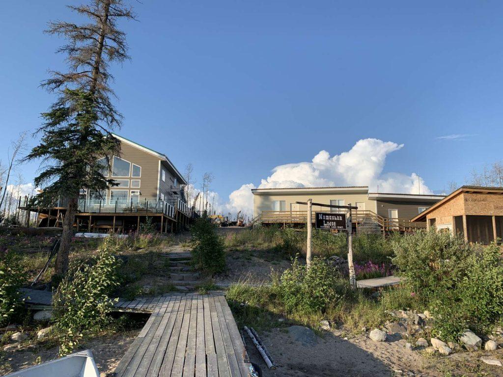 Yellowknife Fishing Lodge - Namushka Lodge
