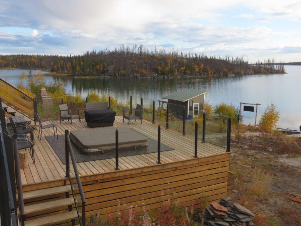 Best Hot tub in Yellowknife NWT