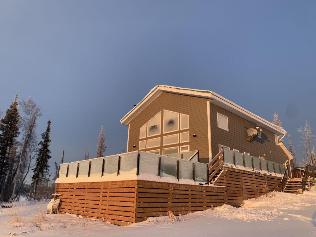Best Fishing lodge in the NWT